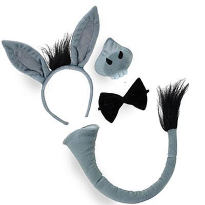 Click to get Donkey Costume Kit with Sound