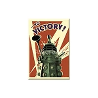 Click to get Doctor Who Magnet Dalek To Victory