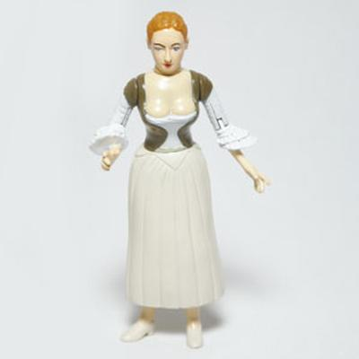 Click to get Marie Antoinette Action Figure