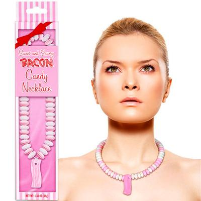 Click to get Bacon Candy Necklace