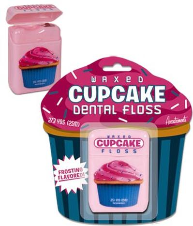 Click to get Cupcake Dental Floss