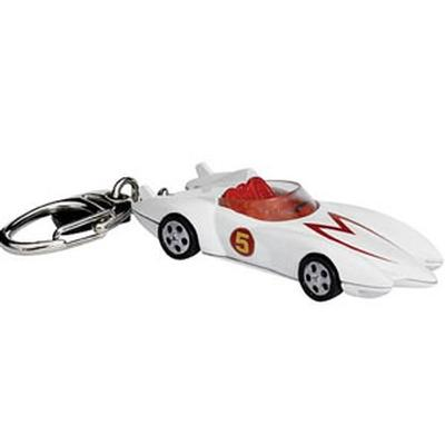 Click to get Speed Racer Mach 5  Light Up Keychain