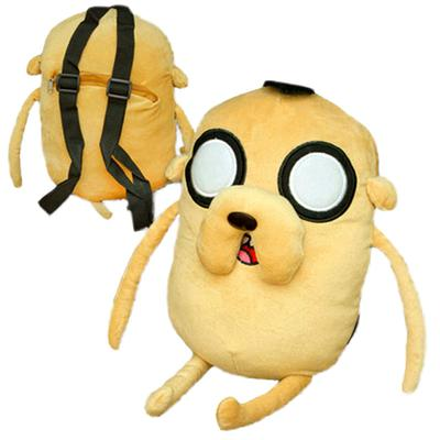 Click to get Adventure Time Jake Backpack