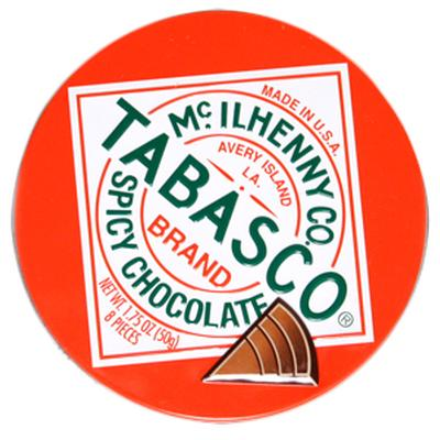 Click to get Tobasco Chocolate Tin