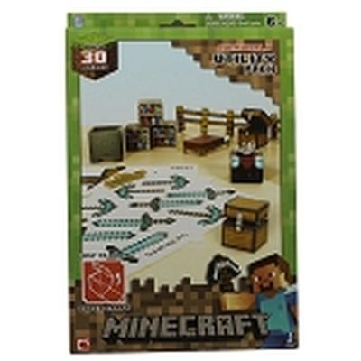 Click to get Minecraft Paper Craft Utility Pack