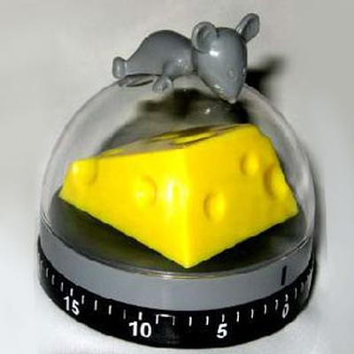 Click to get Mouse  Cheese Timer