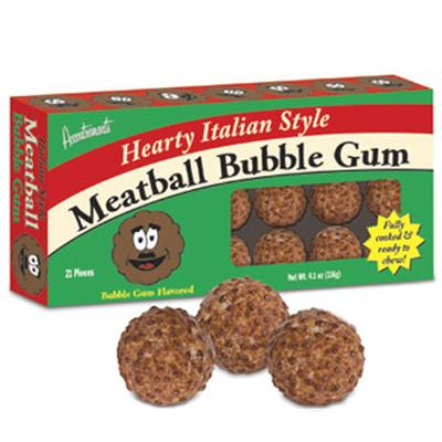 Click to get Meatball Bubble Gum