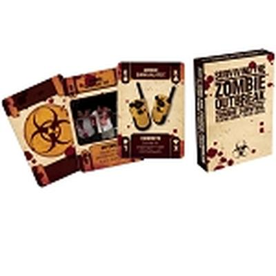 Click to get Zombie  Outbreak Playing Cards