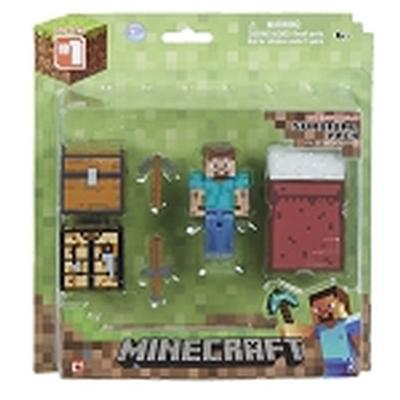 Click to get Minecraft Core Player Survival Pack