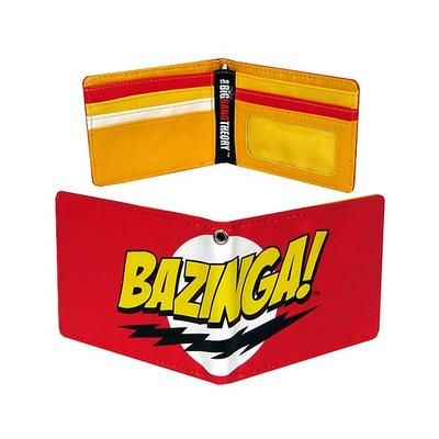 Click to get Big Bang Theory Bazinga Wallet