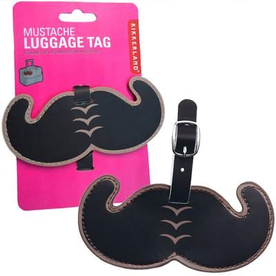 Click to get Mustache Luggage Tag