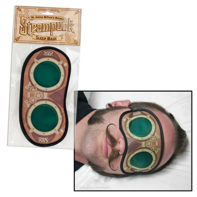 Click to get Steampunk Sleep Mask