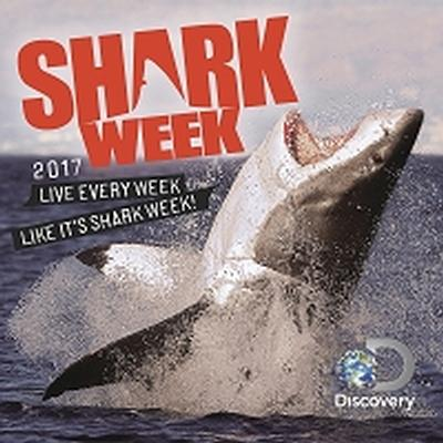 Click to get Shark WeeK Wall Calendar 2017