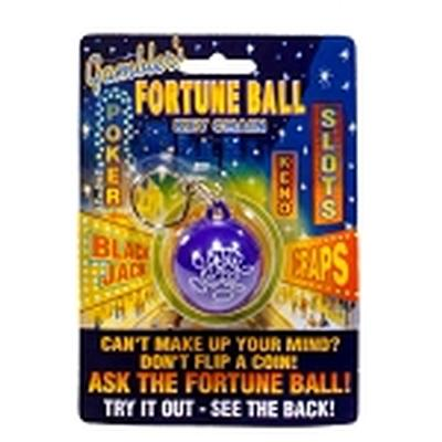 Click to get Gamblers Fortune Ball Keychain