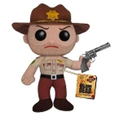 Click to get Walking Dead Plush Toy Rick Grimes