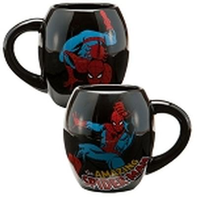 Click to get Marvel Spiderman 18 oz Oval Ceramic Mug