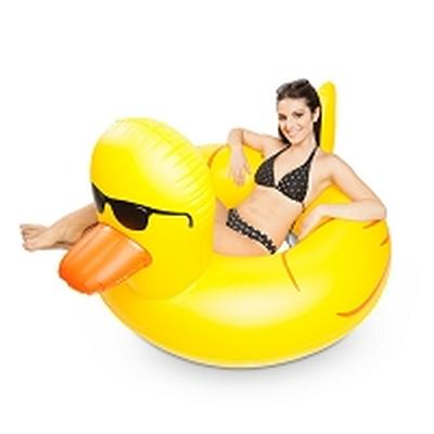 Click to get Giant Rubber Duckie Pool Float