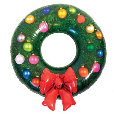 Click to get Inflatable Wreath