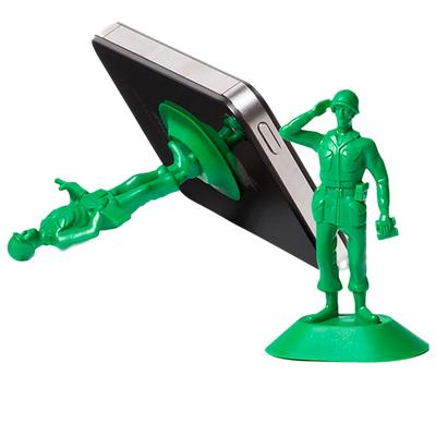 Click to get Army Man Phone Stand