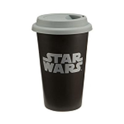 Click to get Star Wars 12 oz Double Wall Ceramic Travel Mug