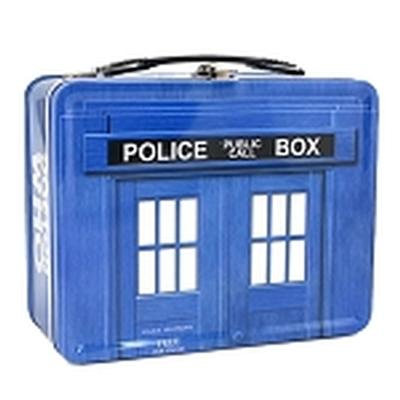 Click to get Doctor Who Tardis Lunchbox