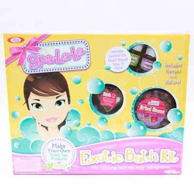 Click to get Spa La La Kit Exotic Bath